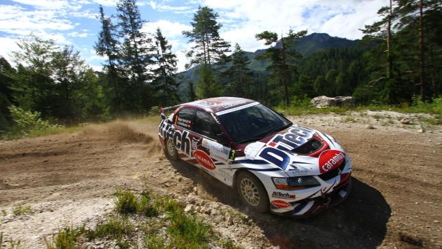 Beppo Harrach Vorschau Weiz Rallye 01