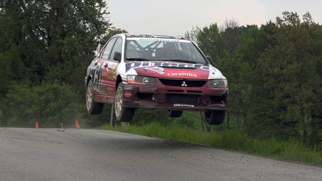 Beppo Harrach Bosch Rallye 2011 Bild 01