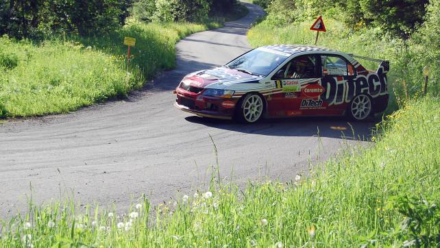Beppo Harrach Castrol Rallye