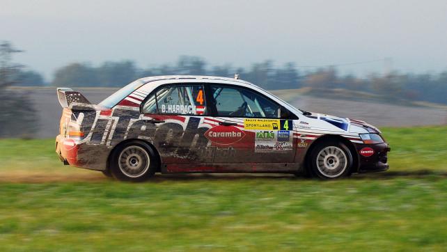 Beppo Harrach Lavanttal Rallye 2011 01