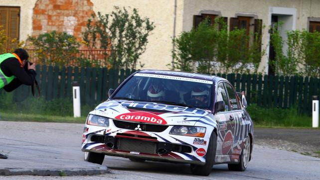 Beppo Harrach Vorschau ARBOE Rallye 2012 01