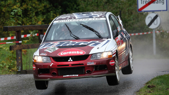 Harrach Arboe Rallye 2010