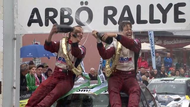 Admont Arbö Rallye 2012 DiTech Racing