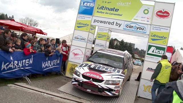 Lavanttal Rallye 2012 DiTech Racing Team