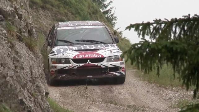 Schneebergland Rallye 2012 DiTech Racing